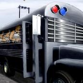 Игра Полиция: Автобус С Заключенными