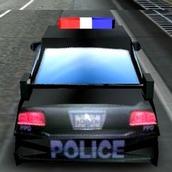Игра Вождение полицейской машины