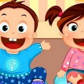 Игра Детский сад: Двойняшки