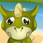 Игра Детский сад для динозавров