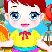 Игра Лулу в детском саду