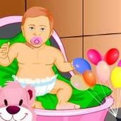 Игра Младенец