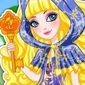 Игра Новый образ Блонди Локс из Эвер Афтер Хай