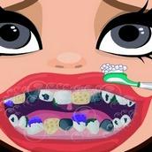 Игра Сериз Худ у дантиста