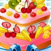 Игра Приготовить торт