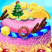 Игра Сделать торт