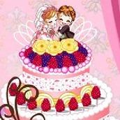 Игра Свадебный торт