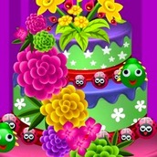 Игра Весенний торт
