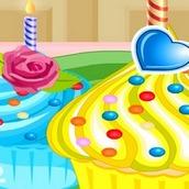 Игра Мини тортики