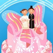 Игра Торт на свадьбу