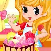 Игра Сладкий тортик