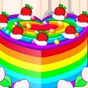 Игра Цветные торты