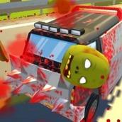 Игра Задавить зомби 2