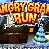 Игра Бешеная бабка сбежала из психушки 2: Новый Год