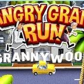 Игра Бешеная бабка сбежала из психушки 3: Голливуд