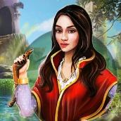 Игра Сад Волшебных слов: поиск предметов
