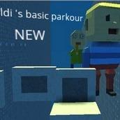 Игра Побег от Балди: Паркур как Роблокс (Когама)