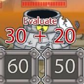 Игра Математические ракеты
