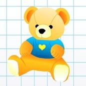 Игра Математика с медвежатами для детей