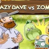 Игра Растения против зомби 10: c Дейвом