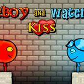 Игра Огонь и Вода 9: воздушный поцелуй