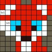 Игра Мозаики с таблицей умножения