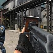 Игра Контр Страйк: стрелялка 1 часть