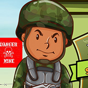 Игра Война в шахтах: Героический сапер