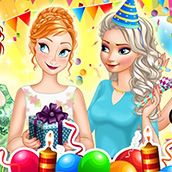 Игра Сюрприз на день рождения принцессы
