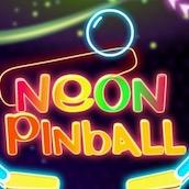 Игра Неоновый пинбол
