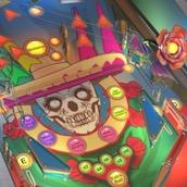 Игра Пинбол симулятор: День Мёртвых