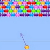 Стрелять шариками: Bubble Shooter