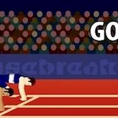 Спортивные соревнования по бегу