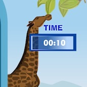 Игра Найди слова: животный мир