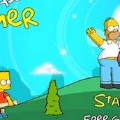 Игра Симпсоны 4: Пни Гомера