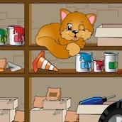 Игра Поиск кошек