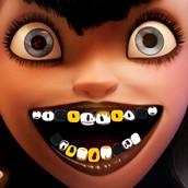 Игра Лечить зубы Мэвис: Монстры на каникулах