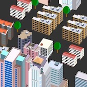 Игра Построй мегаполис