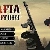 Игра Стрелялка с мафией