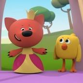 Игра Мимимишки: Лисичка Принцесса