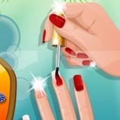 Игра Ногти Пляжный Дизайн