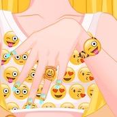 Игра Веселый Маникюр для Барби