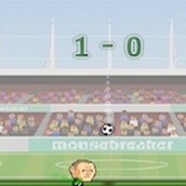 Игра Спортивные головы в футболе