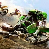 Игра Гонки на мотоциклах с трюками