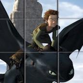 Игра Головоломка: Как Приручить Дракона