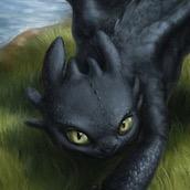 Игра Ночная Фурия из Как Приручить Дракона