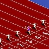 Игра Легкая атлетика на спортивных соревнованиях