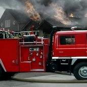 Игра Пожарные в большом городе