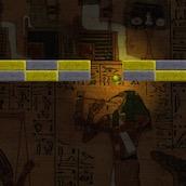 Игра Арканоид: Бурение египетских блоков!