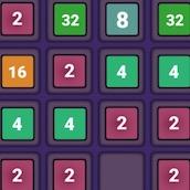 Игра 4096 Сложи Число
